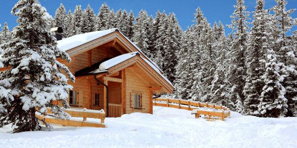 La tua casa in montagna case del parco - Riscaldare velocemente casa montagna ...